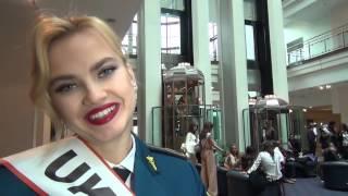 Miss Ukraine @ Miss Intercontinental 2015