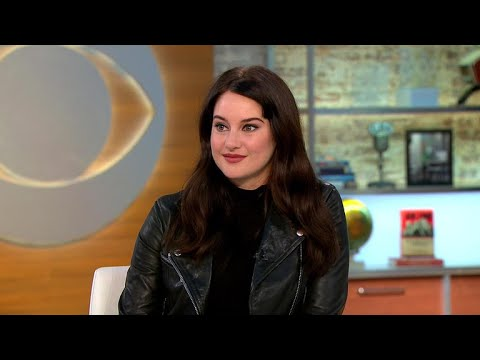 """Shailene Woodley on """"Adrift,"""" the responsibility of portraying a real person"""