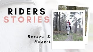 Roxane et Mozart, un cheval adopté à la SPA I Riders Stories 💬💓