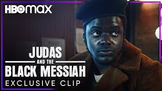 "Judas and the Black Messiah | ""Common Interest"" Exclusive Clip 