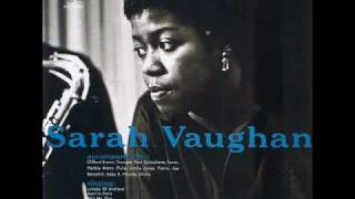 Sarah Vaughan - Lullaby Of Birdland (English subs)
