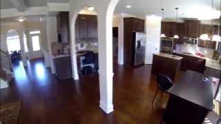Spring Hill Lake Neighborhood - The Gentry Floorplan - Lexington Sc 29072 Live Video Walkthrough!