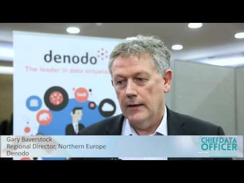 Gary Baverstock, Regional Director Northern Europe, Denodo - Summary