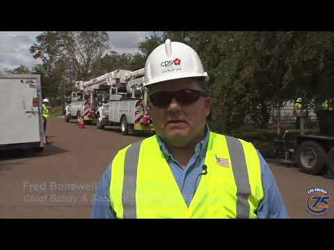 Cps Energy Persistent In Power Restoration Efforts