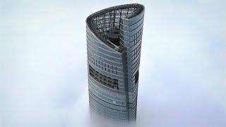 Китай запретил строительство небоскребов