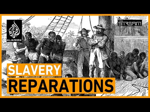 Can slavery reparations dismantle systemic racism?   The Stream