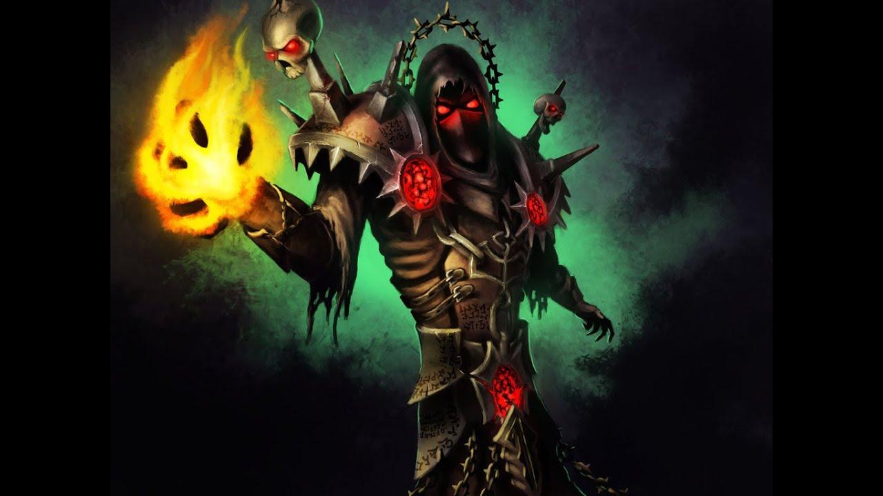 Warlock Spells Wow - 0425