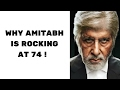 HOW TO RISE FROM A FAILURE | 5 SUCCESS TIPS FROM AMITABH BACHCHAN | AMITABH'S BIOGRAPHY IN HINDI
