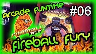 Arcade FunTime #06 - Fireball Fury (Skeeball) - Ticket Challenge