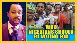 MUST WATCH: Who is Nigeria's Next President 2019?