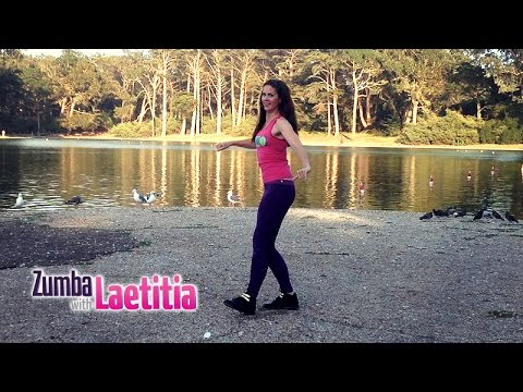 La Camisa Negra by Juanes | Cumbia | Zumba with Laetitia Dance Fitness Choreography
