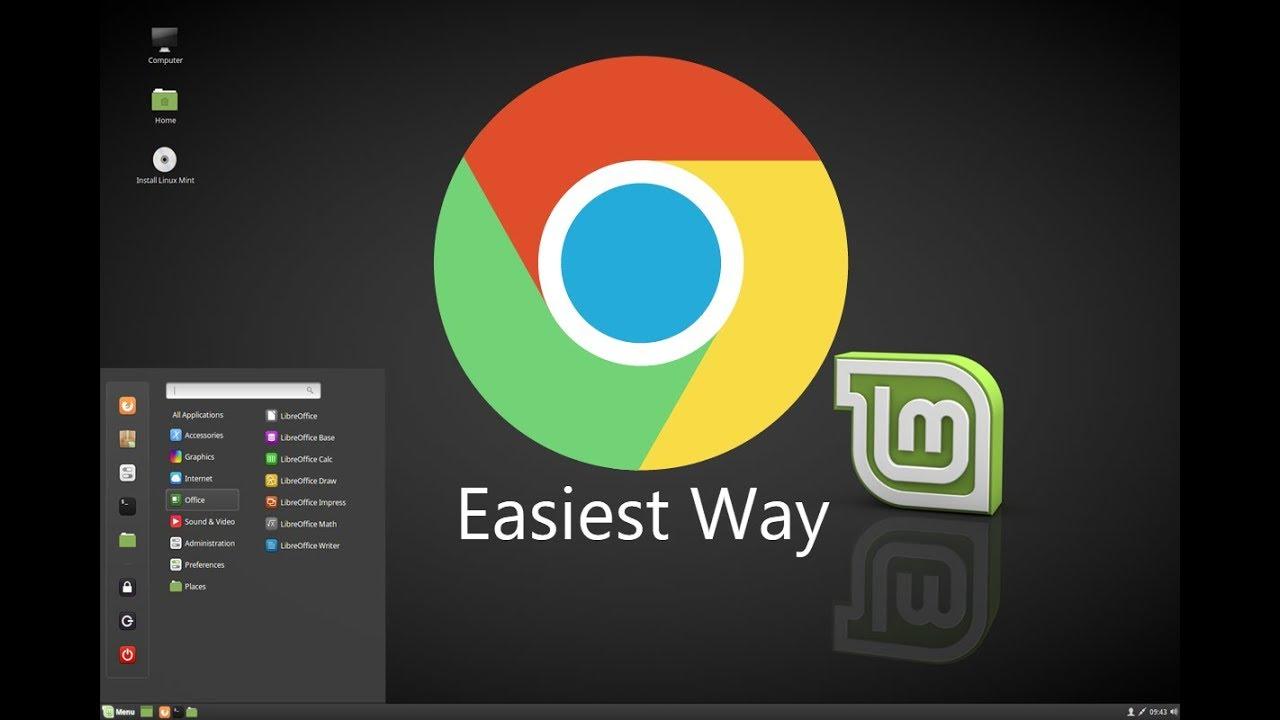 download google chrome for linux mint 13