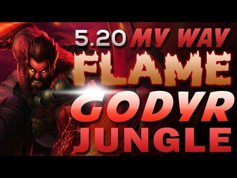 5.20 Godyr Jungle My Way | Flame God
