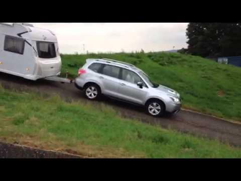 Test Subaru Forester Cvt Automaat X Mode Met Caravan