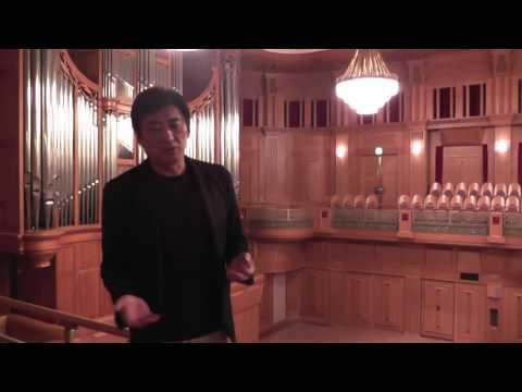 藤岡幸夫、いずみホールを語る!