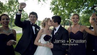 Jamie + Chasten = Married | Kansas City Wedding Videography