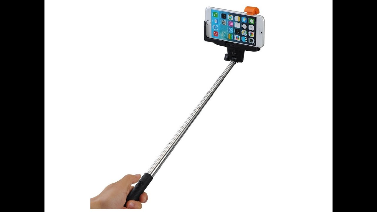 how to make a selfie stick diy working monopod 0 youtube. Black Bedroom Furniture Sets. Home Design Ideas