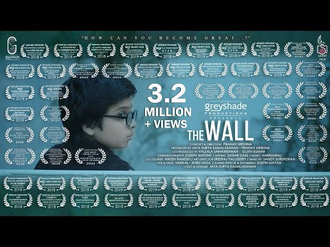 THE  WALL (AWARD WINNING MOTIVATIONAL SHORT FILM)