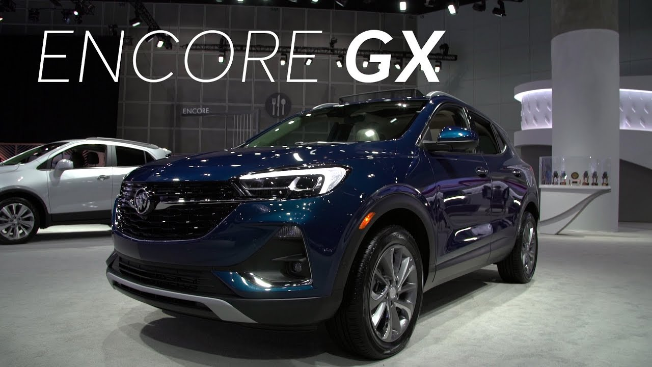 Car Show 2020.2019 La Auto Show 2020 Buick Encore Gx Consumer Reports
