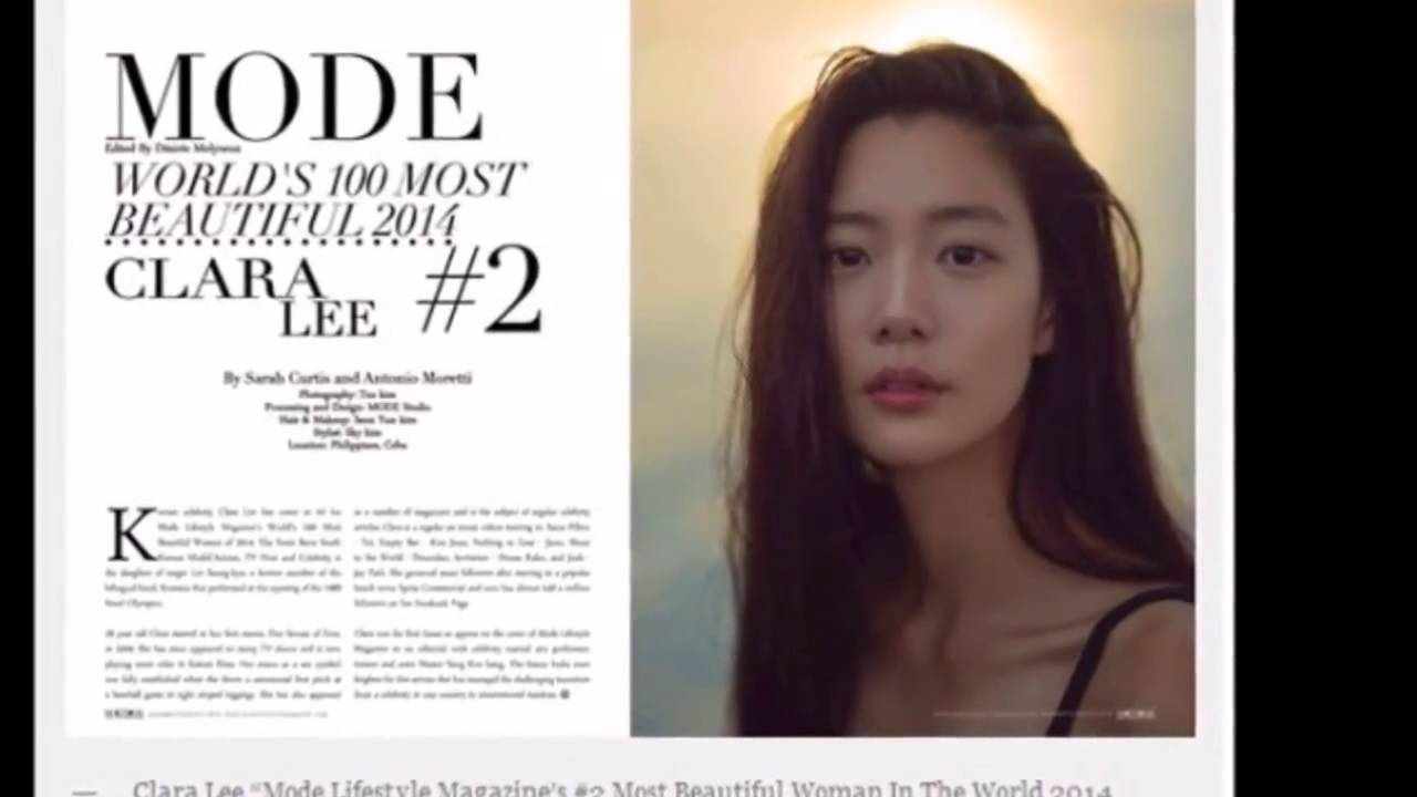 Mode Lifestyle Magazine Announces 100 Most Beautiful Women -2038