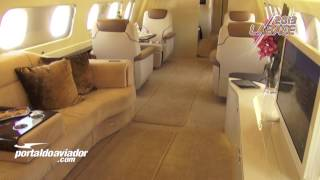 EMBRAER Executive Jets - LINEAGE 1000 na LABACE 2013
