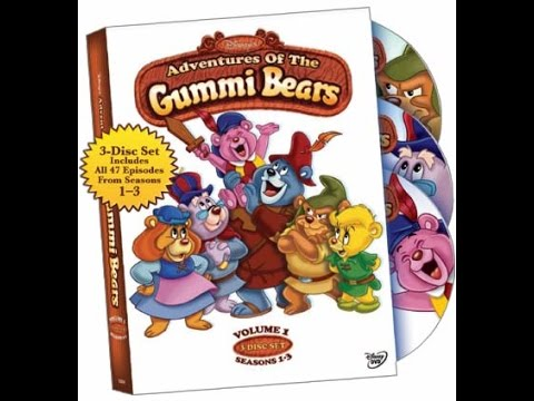 Gummi Bears Season 1  Compilation Full Episodes 1-21 HD