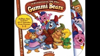 Gummi Bears Season 1  Compilation Full Episodes 1-21 HD