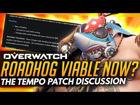 Overwatch | Is Roadhog Viable Now? - Meta Breakdown