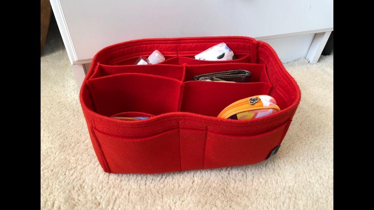 Samorga Handbag Organizer Review Lv Sdy 30 Size