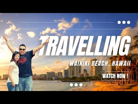 Waikiki Beach Walk HD 2016 | Nepali BrewBoy Channel