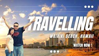 Waikiki Beach Walk Hawaii  | Nepali BrewBoy Channel