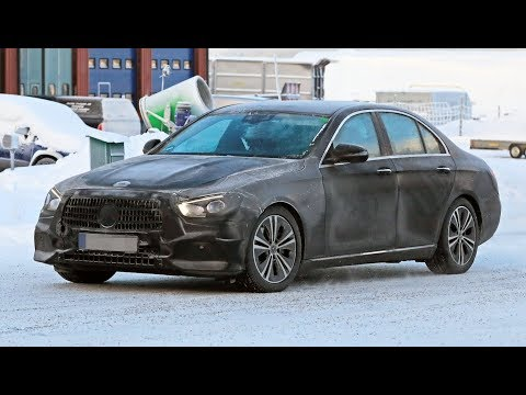 2020 E-class W213 - Significant Change In Appearance