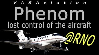 [REAL ATC] Netjets Phenom LOSES CONTROL ON CRUISE!!