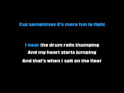 Slash feat. Fergie - Beautiful Dangerous Karaoke