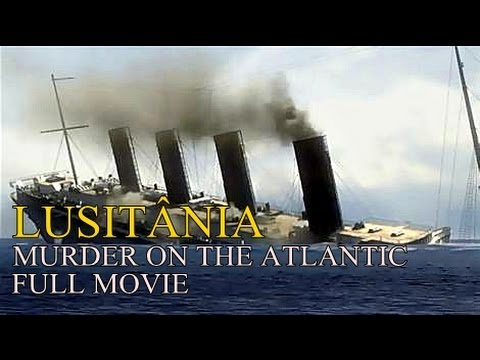 Remembering the Sinking of RMS Lusitania - History in the Headlines