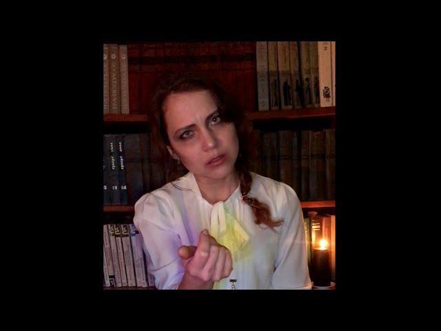 Изображение предпросмотра прочтения – ДарьяШутенко читает произведение «До свидания, друг мой, до свидания» С.А.Есенина