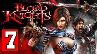 Blood Knights Gameplay Walkthrough Part 7 - Lets Play Playthrough [HD] XBOX 360 XBLA PS3 PC