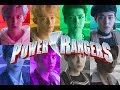 EXO, IT'S MIGHTY MORPHIN TIME! POWER RANGERS #RF_05 #POWER