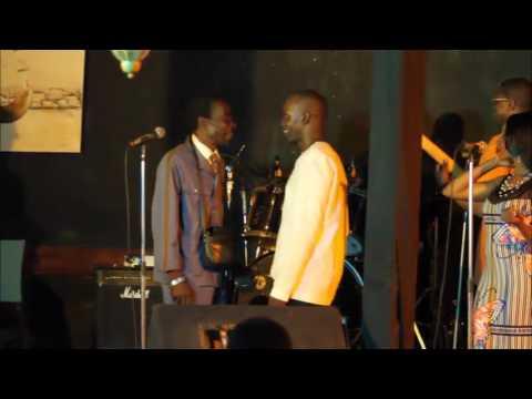 "Souleyemane Faye ""Diego"" parrain musical de Moh Dediouf"