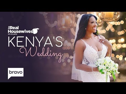 Kenya Moore Wedding Special On Bravo?  | RHOA Spinoff