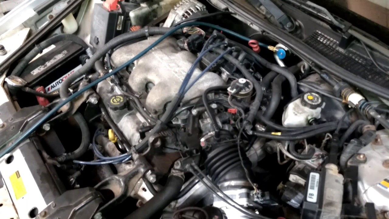 2001    Pontiac       Grand       Prix    3   1    engine start and noise  YouTube