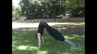 Craziest stilt tricks ever