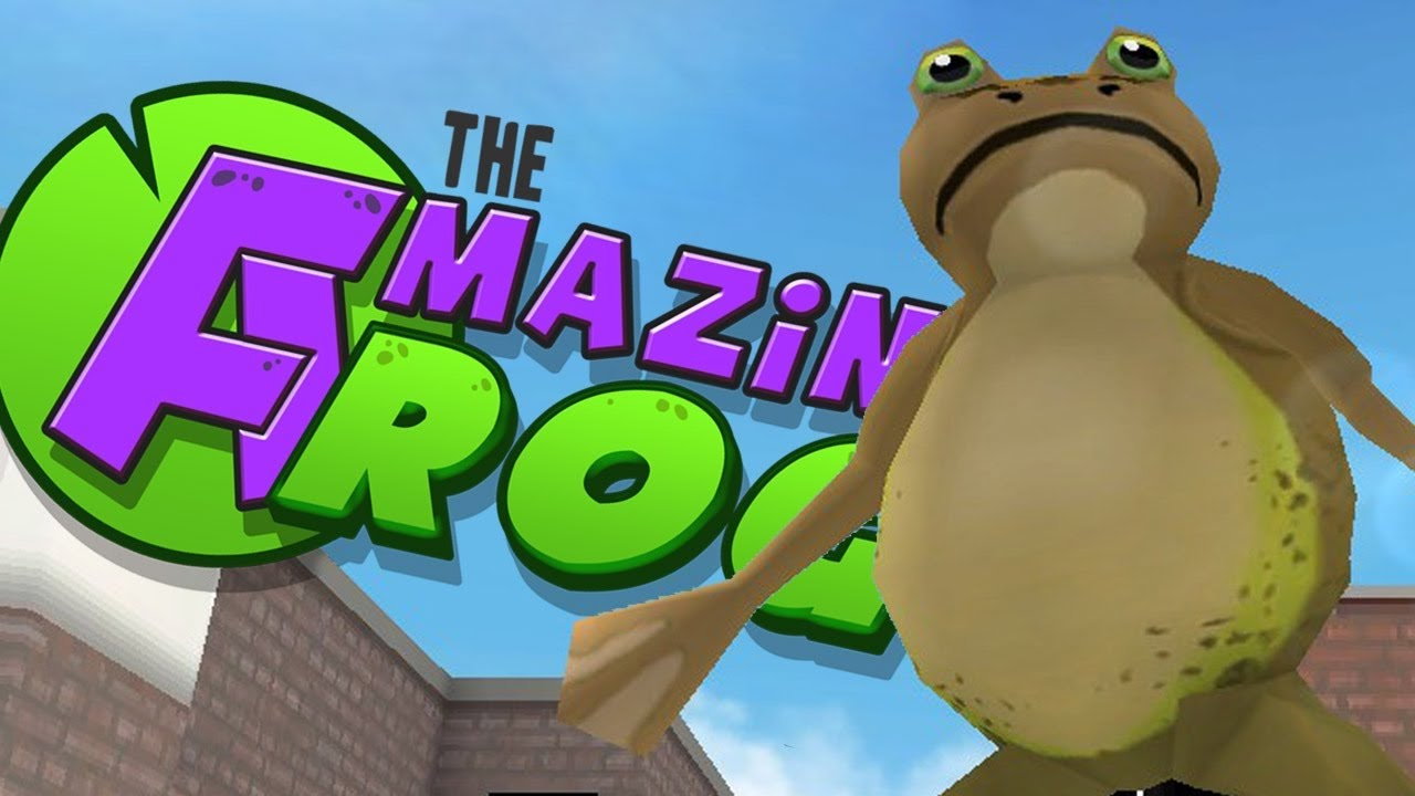 Amazing frog download for mac