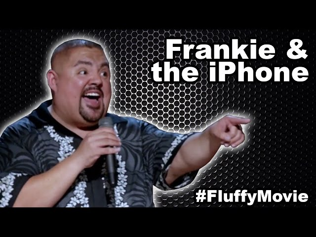 Frankie & The iPhone - The Fluffy Movie - Gabriel Iglesias