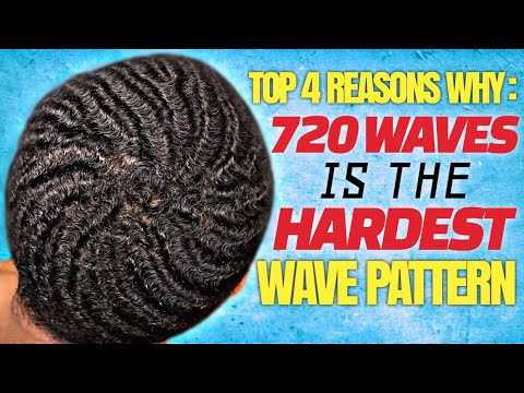 Top 4 Reasons Why 720 Waves Is The Hardest Wave Pattern - Detailed Breakdown and Tips