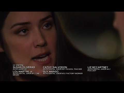Черный список 6 сезон 8 серия промо, дата выхода