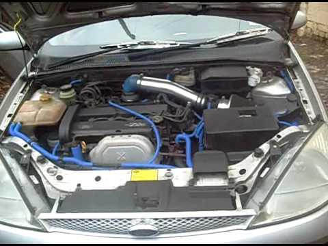 Ford focus zetec 1.8