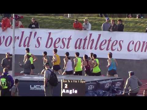 Mt. Sac Relays 1500m run 2017 INV Elite Section 1