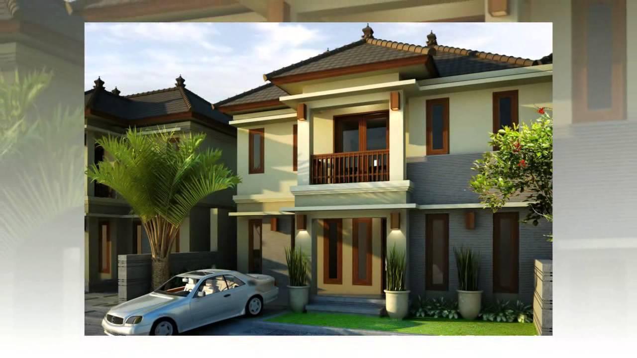 Video Desain Rumah Minimalis Bali YouTube
