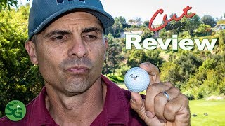 Is This The Best Golf Ball for the Money? Cut Golf Golf Ball Review